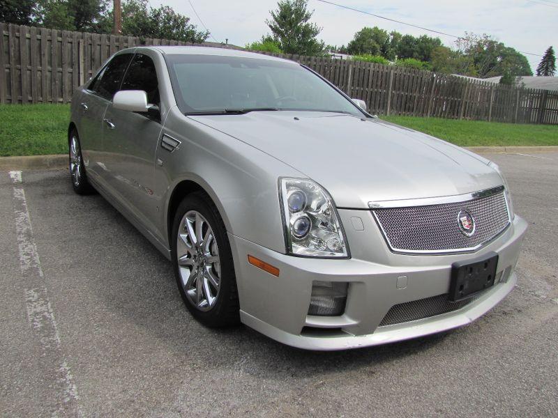 2008 Cadillac V-Series STS-V Sedan 4D   Louisville, Kentucky   iDrive Financial in Louisville Kentucky