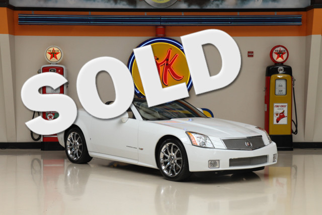 2008 Cadillac XLR V-Series This 2008 Cadillac XLR V-Series is in great shape with only 10 189 mile