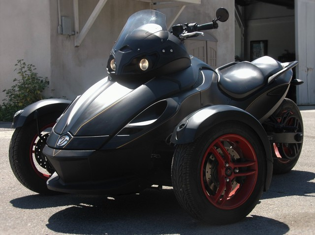 2008 Can Am Spyder SM5 Studio City, California 2