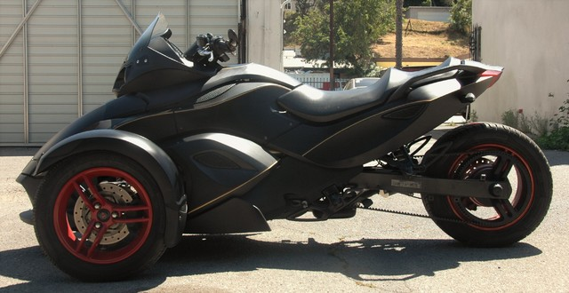 2008 Can Am Spyder SM5 Studio City, California 4