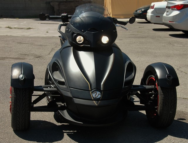 2008 Can Am Spyder SM5 Studio City, California 5
