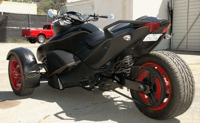 2008 Can Am Spyder SM5 Studio City, California 3