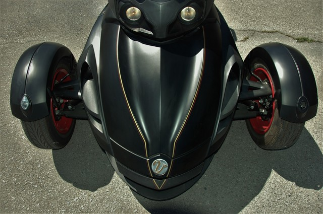 2008 Can Am Spyder SM5 Studio City, California 7