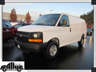 2008 Chevrolet 2500 Cargo Van Burlington, WA
