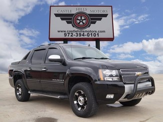 2008 Chevrolet Avalanche **INCLUDES 2 YRS FREE MAINTENANCE**  LT w/3LT - NAV, Leather, Sunroof, 4x4, Z71! in Lewisville Texas