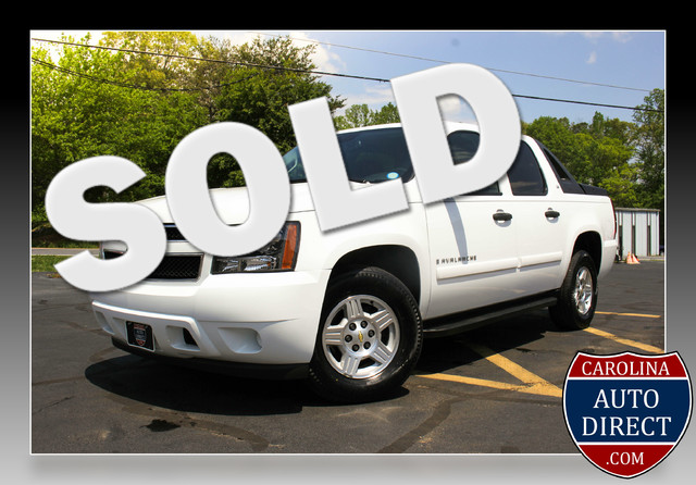 2008 Chevrolet Avalanche LS Mooresville , NC 0