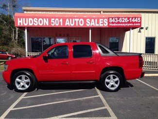 2008 Chevrolet Avalanche in Myrtle Beach South Carolina