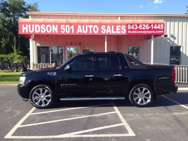 2008 Chevrolet Avalanche LTZ | Myrtle Beach, South Carolina | Hudson Auto Sales in Myrtle Beach South Carolina