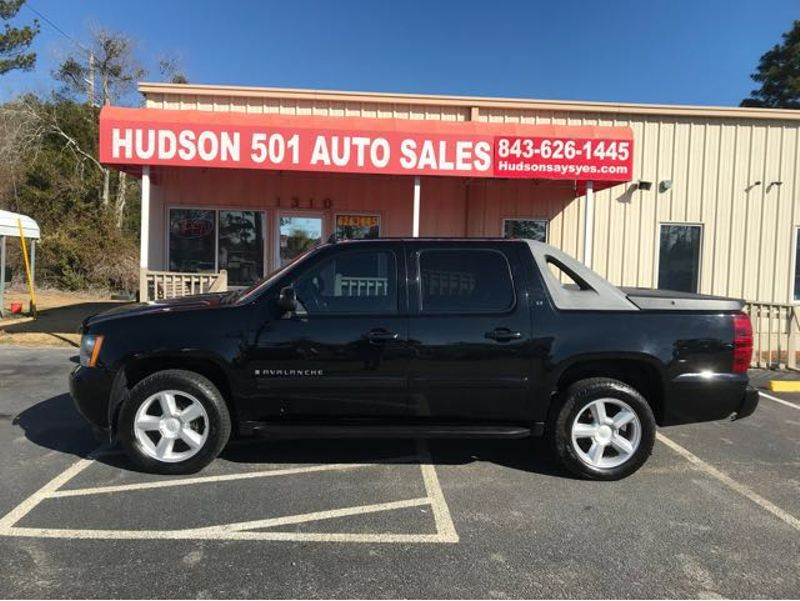 2008 Chevrolet Avalanche LT w/1LT | Myrtle Beach, South Carolina | Hudson Auto Sales in Myrtle Beach South Carolina