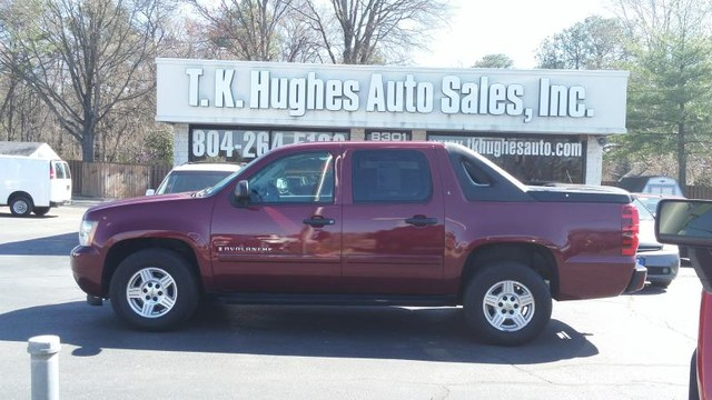 2008 Chevrolet Avalanche LS Richmond, Virginia 0