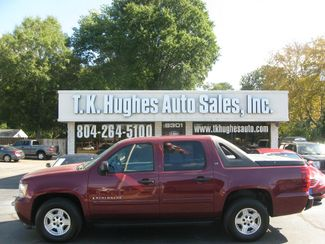 2008 Chevrolet Avalanche LS Richmond, Virginia