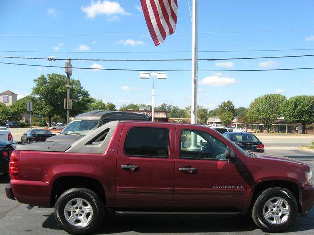 2008 Chevrolet Avalanche LS Richmond, Virginia 6