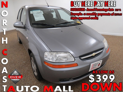 2008 Chevrolet Aveo LS in Bedford, Ohio