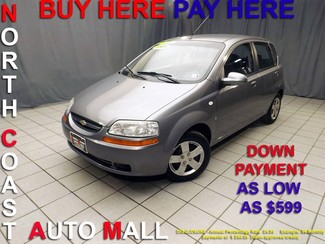 2008 Chevrolet Aveo LS As low as $599 DOWN in Cleveland, Ohio