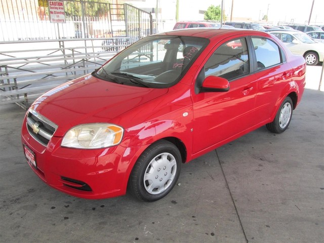 2008 Chevrolet Aveo LS Please call or e-mail to check availability All of our vehicles are avai