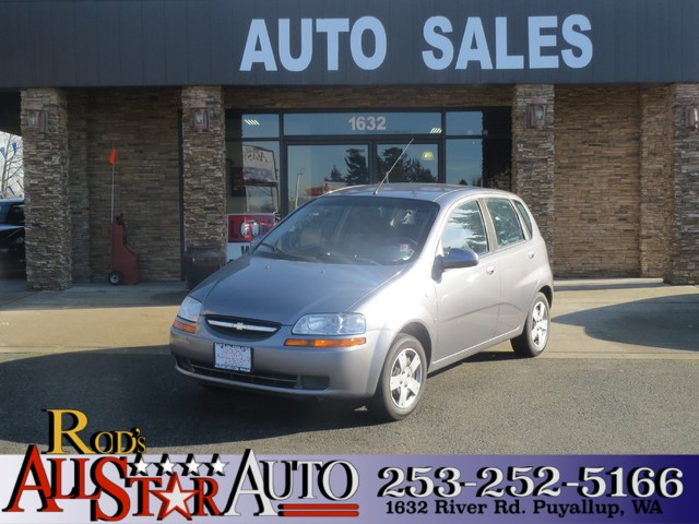 2008 Chevrolet Aveo SVM The CARFAX Buy Back Guarantee that comes with this vehicle means that you