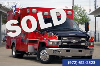 2008 Chevrolet Ambulance CC4500