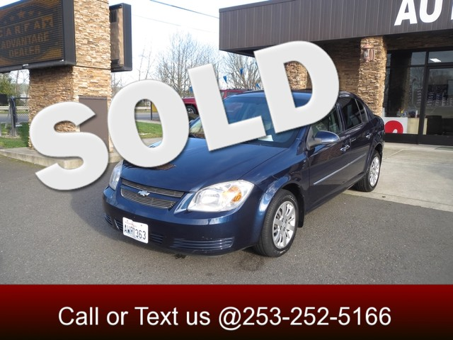 2008 Chevrolet Cobalt LT The CARFAX Buy Back Guarantee that comes with this vehicle means that you