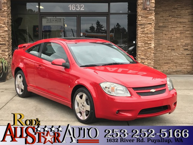 2008 Chevrolet Cobalt Sport The CARFAX Buy Back Guarantee that comes with this vehicle means that