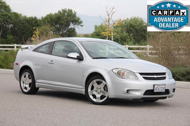 2008 Chevrolet Cobalt Sport Santa Clarita, CA 1
