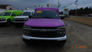 2008 Chevrolet Colorado 2WT Hoosick Falls, New York 1