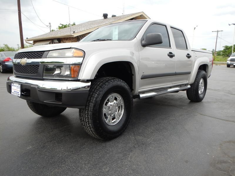 2008 Chevrolet Colorado LT w/2LT in Wichita Falls, TX