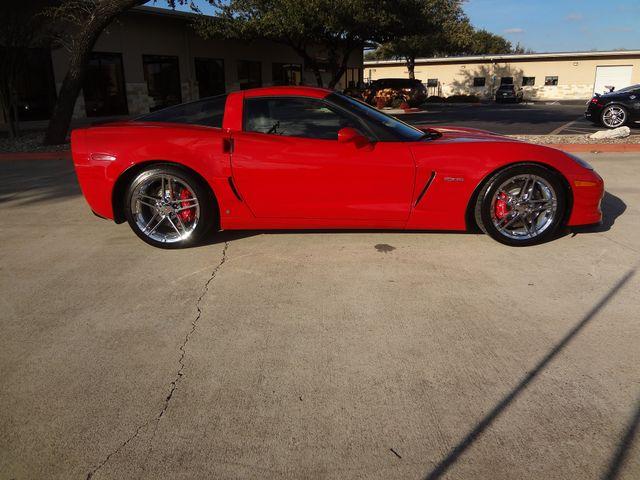 2008 Chevrolet Corvette Z06 Austin , Texas 7