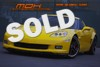 2008 Chevrolet Corvette Z06 - NAVIGATION - CAT-BACK EXHAUST Burbank, California