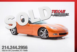 2008 Chevrolet Corvette Z51 Supercharged With Many Upgrades | Carrollton, TX | Texas Hot Rides in Carrollton