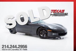 2008 Chevrolet Corvette LS3 6-Speed | Carrollton, TX | Texas Hot Rides in Carrollton