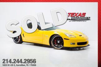 2008 Chevrolet Corvette Z06 Built & Supercharged | Carrollton, TX | Texas Hot Rides in Carrollton
