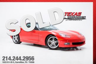 2008 Chevrolet Corvette LS3 6-Speed With Many Upgrades | Carrollton, TX | Texas Hot Rides in Carrollton