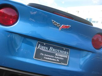 2008 Sold Chevrolet Corvette Z06 Conshohocken, Pennsylvania 54
