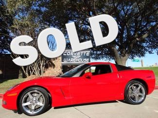 2008 Chevrolet Corvette Coupe 3LT, Z51, Auto, Chromes, Only 29k! Dallas, Texas