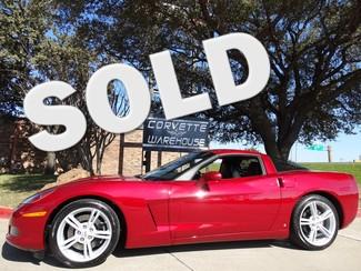 2008 Chevrolet Corvette Coupe 3LT, Z51, Auto, Corsa, Only 42k! Dallas, Texas