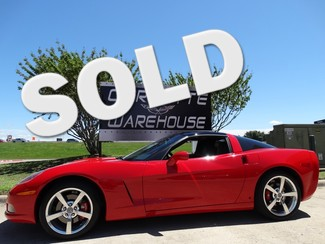 2008 Chevrolet Corvette Coupe Auto, Glass Top, NPP Exhaust, Chromes! Dallas, Texas