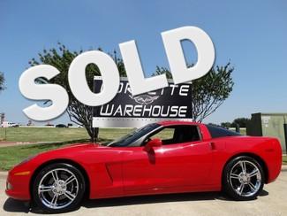2008 Chevrolet Corvette Coupe 3LT, Auto, HUD, Forged Chrome, 61k! Dallas, Texas
