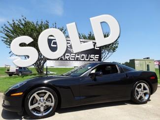 2008 Chevrolet Corvette Coupe 3LT, Auto, Z51, Chrome Wheels 67k! Dallas, Texas