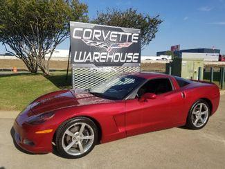 2008 Chevrolet Corvette Coupe 6 Speed, TT Seats, Polished Wheels 74k!   Dallas, Texas   Corvette Warehouse  in Dallas Texas