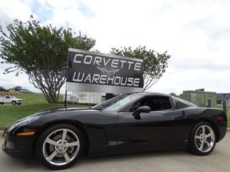 2008 Chevrolet Corvette Coupe 3LT, Auto, TT Seats, Only 36k! in Dallas Texas