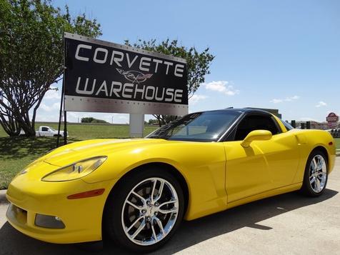 2008 Chevrolet Corvette Coupe C7 Chromes, Auto, Borla Exhaust 64k! | Dallas, Texas | Corvette Warehouse  in Dallas, Texas
