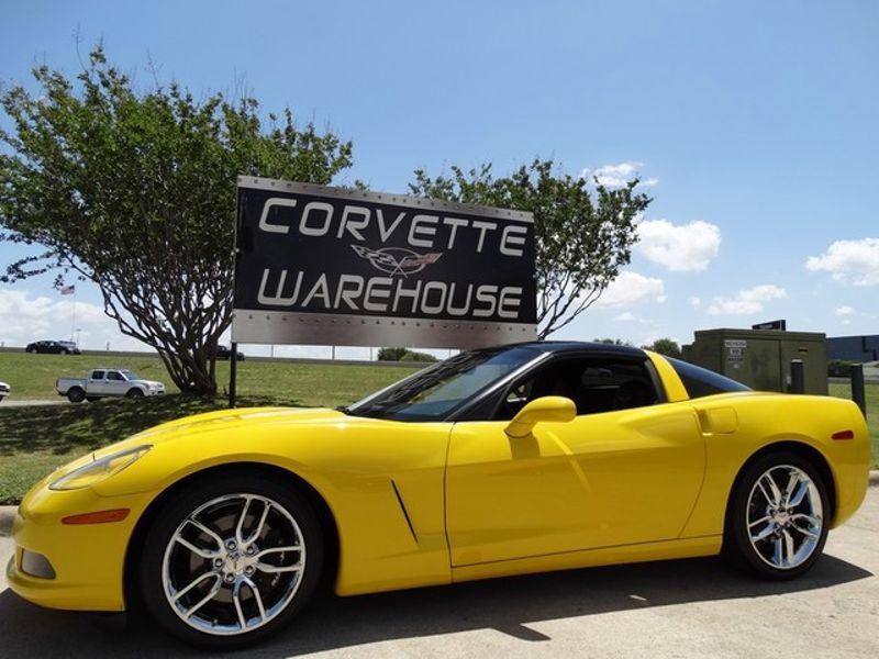 2008 Chevrolet Corvette Coupe C7 Chromes, Auto, Borla Exhaust 64k! | Dallas, Texas | Corvette Warehouse