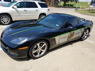 2008 Chevrolet Corvette INDY 500 Pace Car Coupe 1/234 Made, Only 15k!  in Dallas Texas