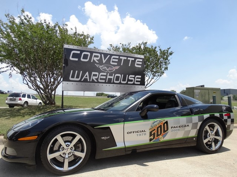 2008 Chevrolet Corvette INDY 500 Pace Car Coupe 1/234 Made, Only 15k!  | Dallas, Texas | Corvette Warehouse  in Dallas, Texas