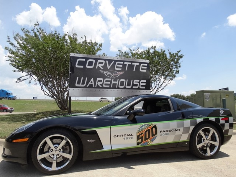 2008 Chevrolet Corvette INDY 500 Pace Car Coupe 1/234 Made, Only 15k!  | Dallas, Texas | Corvette Warehouse