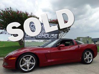 2008 Chevrolet Corvette Coupe 3LT, Z51, NAV, Glass, Chromes 9k! | Dallas, Texas | Corvette Warehouse  in Dallas Texas