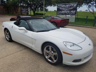 2008 Chevrolet Corvette Convertible 3LT, F55, NAV, NPP, Chromes 34k! | Dallas, Texas | Corvette Warehouse  in Dallas Texas