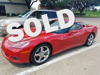 2008 Chevrolet Corvette Coupe Auto 3LT, NAV, Chromes 59k! | Dallas, Texas | Corvette Warehouse  in Dallas Texas