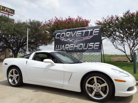 2008 Chevrolet Corvette Coupe 3LT, Z51, NAV, NPP, Chromes Only 5k! | Dallas, Texas | Corvette Warehouse  in Dallas, Texas