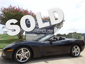 2008 Chevrolet Corvette Convertible 3LT, Z51, NAV, Auto, Chromes 60k! | Dallas, Texas | Corvette Warehouse  in Dallas Texas